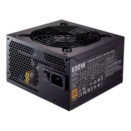 Cooler Master PSU MWE Bronze 650W